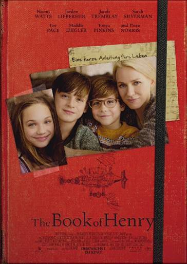 Book Henry Film Kino
