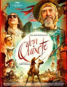Deutschlandpremiere: THE MAN WHO KILLED DON QUIXOTE