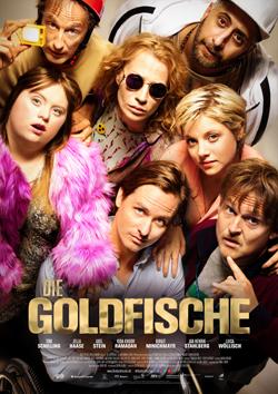 DIE GOLDFISCHE versammelt ein einzigartiges Ensemble an Schauspielern